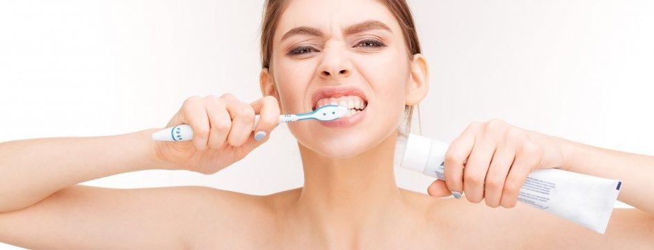 Pasty do zębów